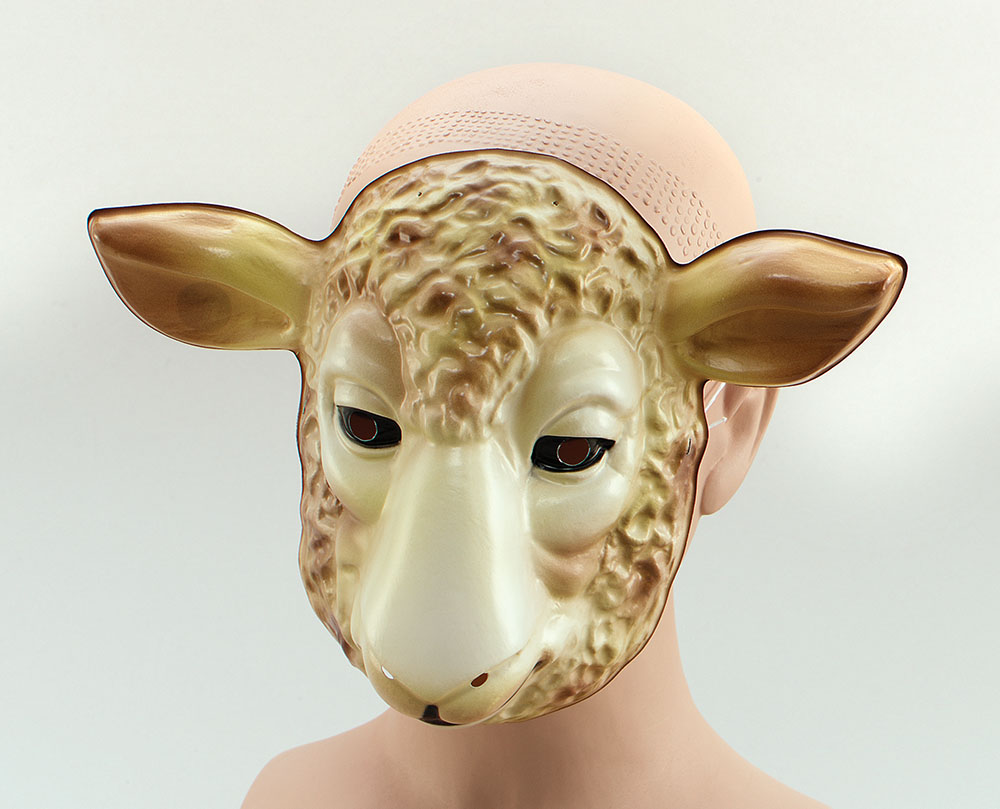 Plastic Animal. Lamb