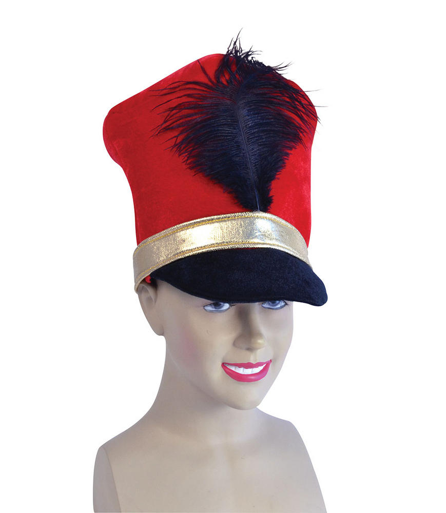 Soldier Hat. Red