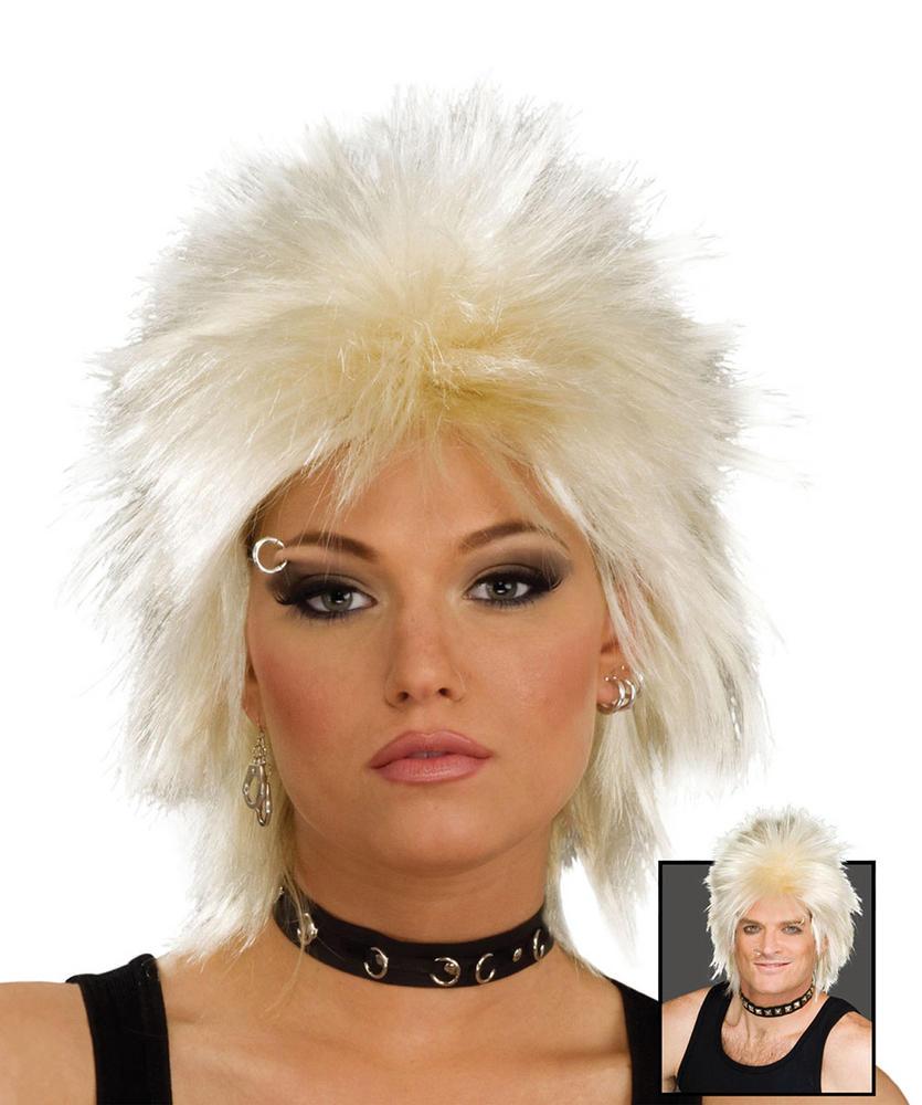 80s Rock Idol. Blonde