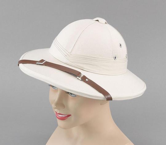 Safari Helmet Beige (Hard) Thumbnail 1