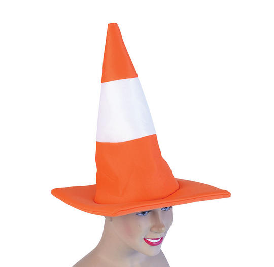 Traffic Cone Hat Thumbnail 1