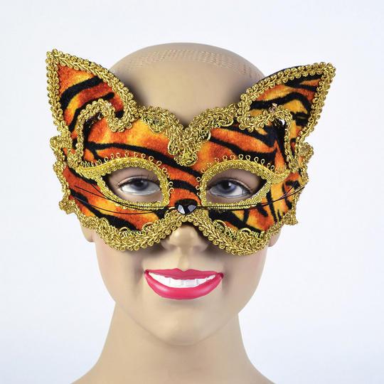 Tiger Decorative. Glass Frame Thumbnail 1