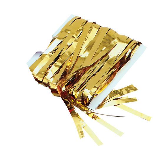 Tinsel Curtain Gold Thumbnail 1