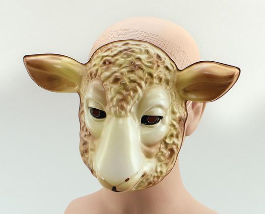 Plastic Animal. Lamb Thumbnail 1