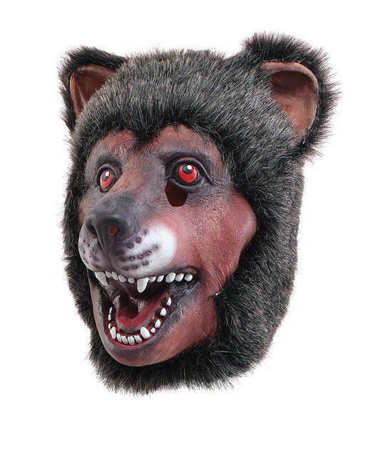 Rubber Bear Overhead Mask. Thumbnail 1