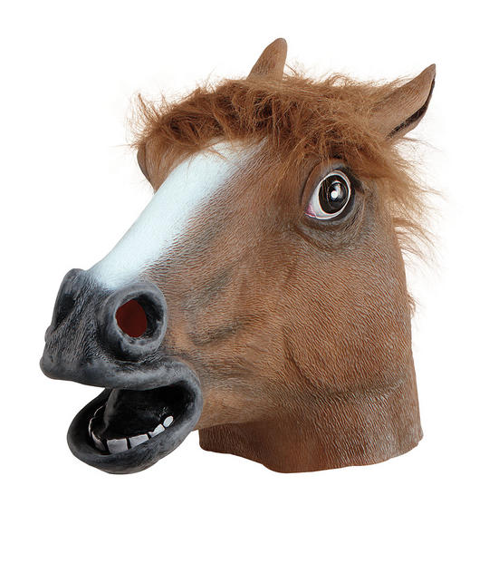 Horse Mask. Best Original Thumbnail 1