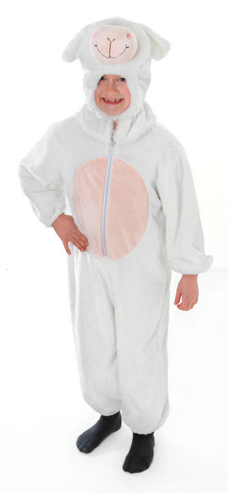 Childs Sheep Costume large Thumbnail 1