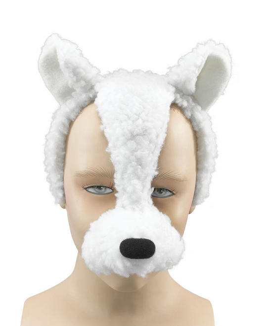 Lamb Mask On Headband + Sound Thumbnail 1
