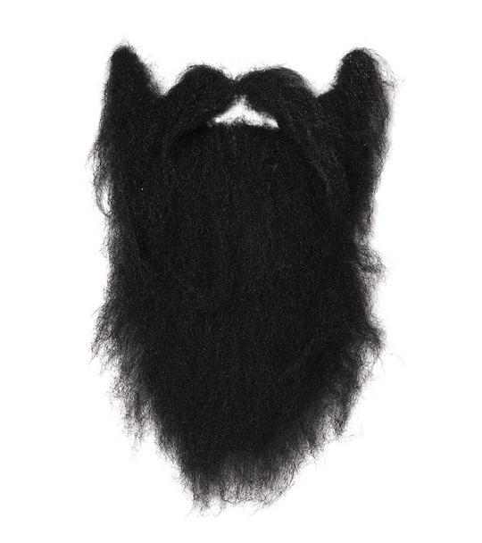 Character Beard. Black. Large Thumbnail 1