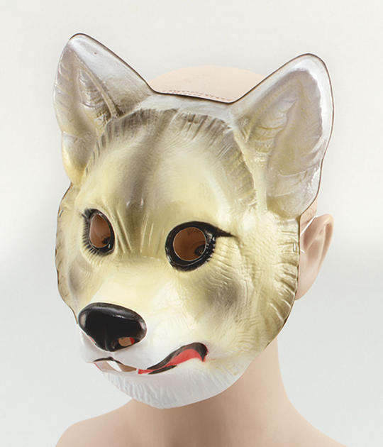 Plastic Animal. Wolf Thumbnail 1