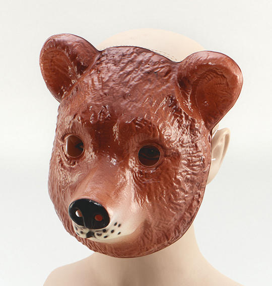 Plastic Animal. Bear Thumbnail 1