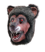 Rubber Bear Overhead Mask.