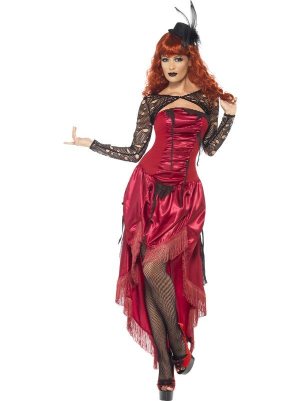 Danced to Death Fancy Dress Costume