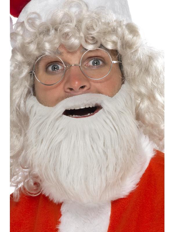Santa Beard, Faux Fur Pearl