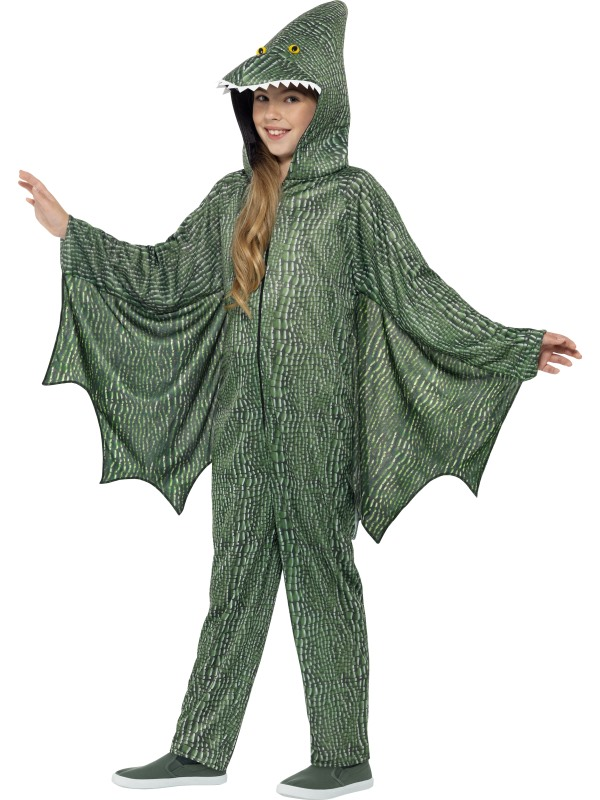 Pterodactyl Dinosaur Fancy Dress Costume