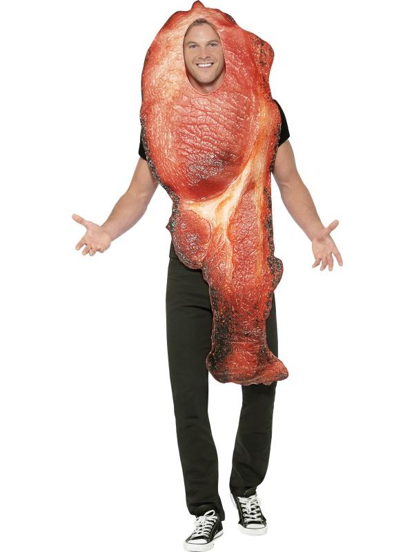 Bacon Fancy Dress Costume