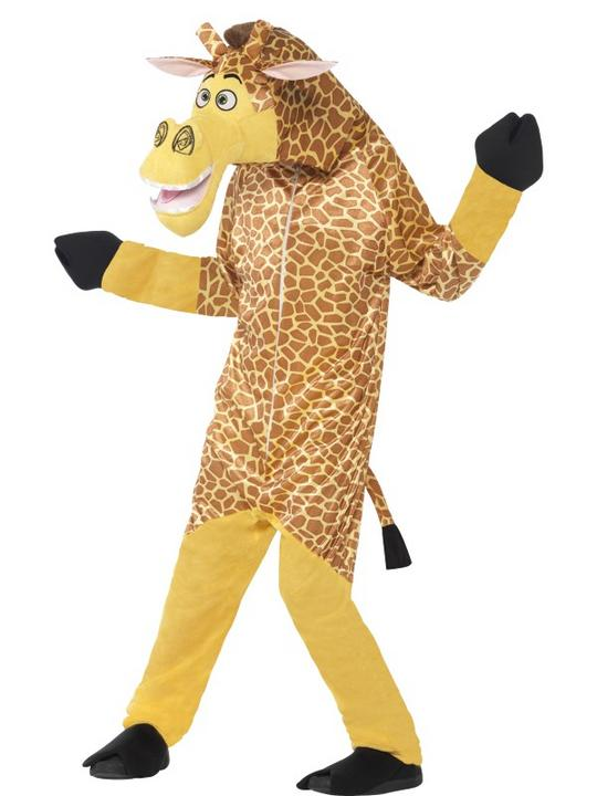 Madagascar Melman The Giraffe Costume Thumbnail 1