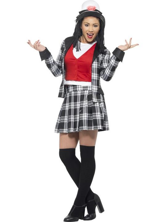 Women's Clueless Dionne Fancy Dress Costume Thumbnail 1