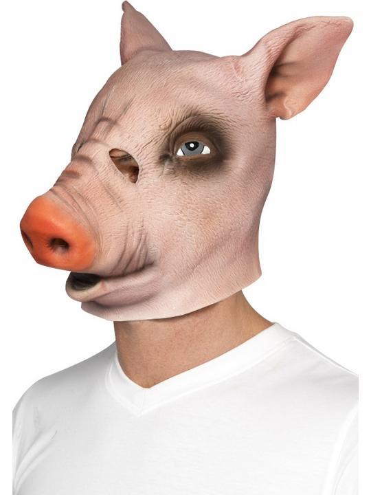 Pig Mask Thumbnail 1