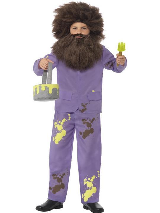 Boy's Roald Dahl Mr Twit Costume Thumbnail 1