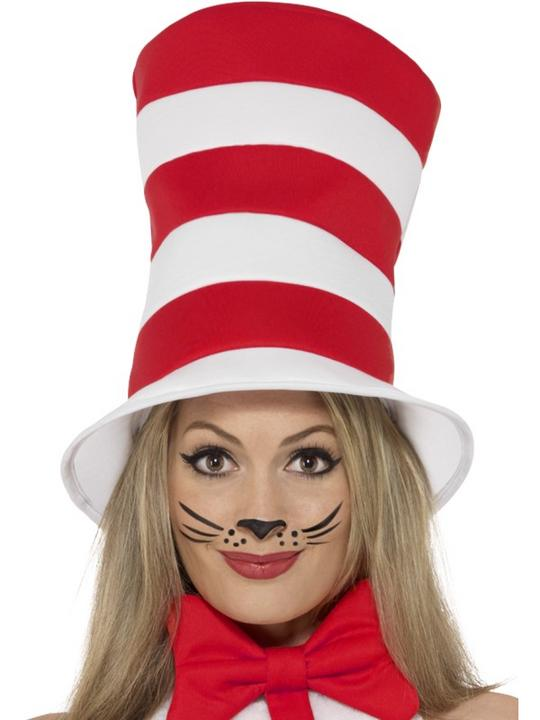 Cat In The Hat - Adult Hat Thumbnail 1