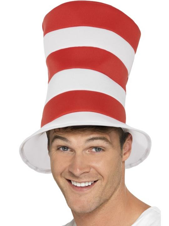 Cat In The Hat - Adult Hat Thumbnail 2