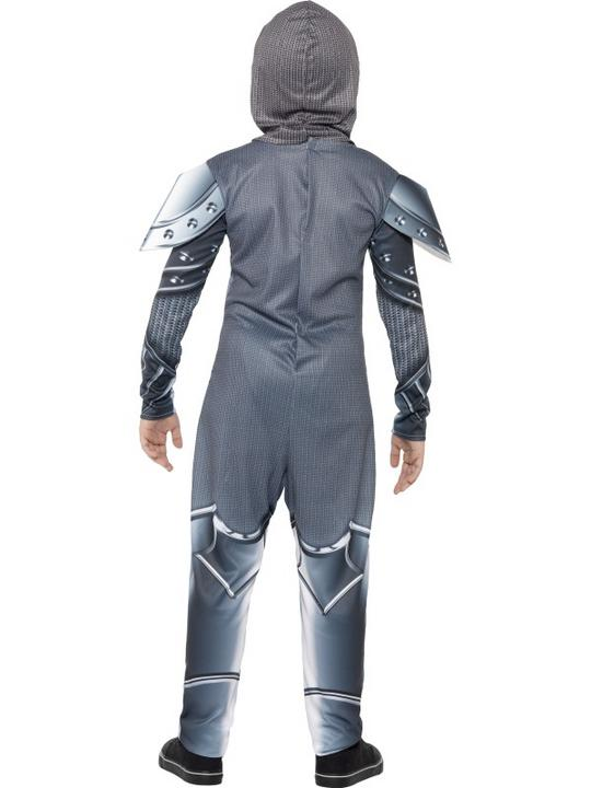 Armoured Knight Fancy Dres Costume Thumbnail 3