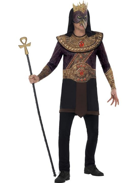 Men's Horus, God of the Sky Costume Thumbnail 1