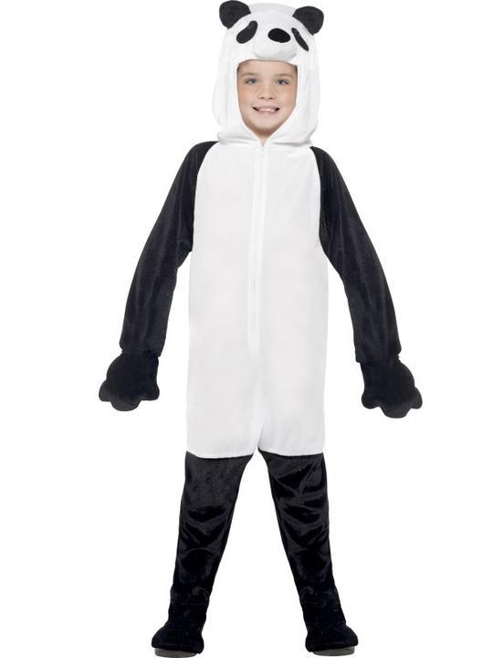 Kids Panda Fancy Dress Costume Thumbnail 2