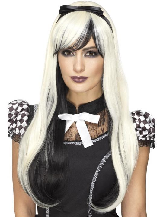 Deluxe Gothic Alice Wig Thumbnail 1