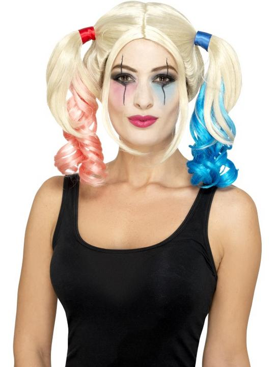 Twisted Harlequin Wig Thumbnail 1