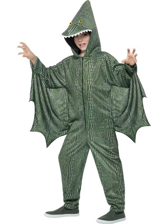 Pterodactyl Dinosaur Fancy Dress Costume Thumbnail 2