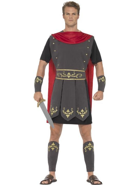 Men's Roman Gladiator Costume Thumbnail 1