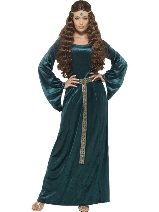 Medieval Maid Costume Thumbnail 1