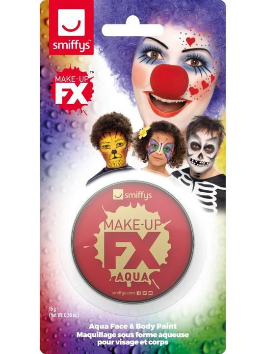 Smiffys Make-Up FX Red Thumbnail 1