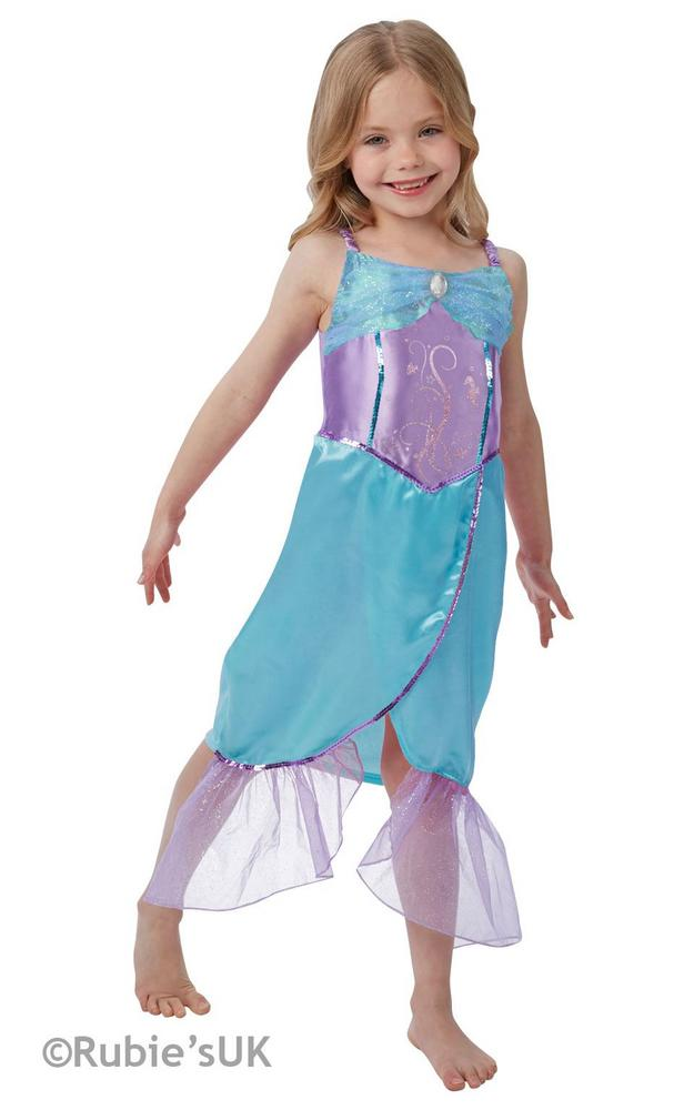 Mermaid Fancy Dress Costume