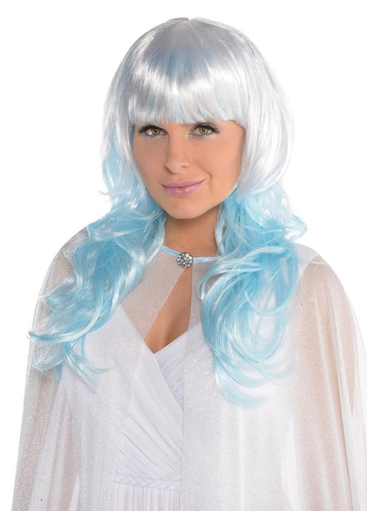 Wig Platinum Shimmer - Adult - Male
