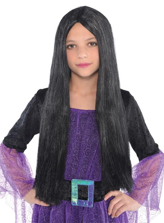 Girl's Witch Wig Thumbnail 1