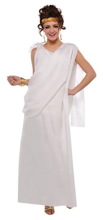 Unisex Toga Fancy Dress Costume Thumbnail 1