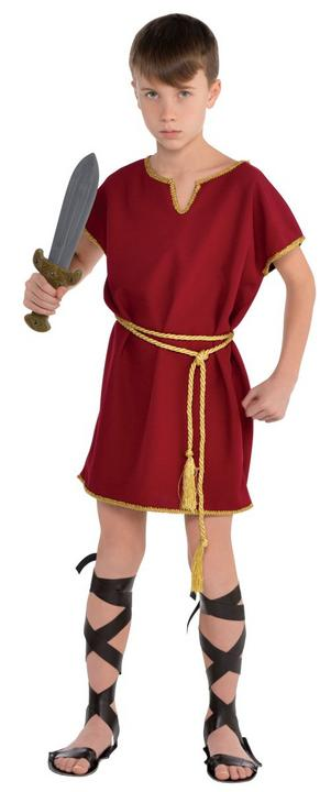Tunic Burgundy Kids