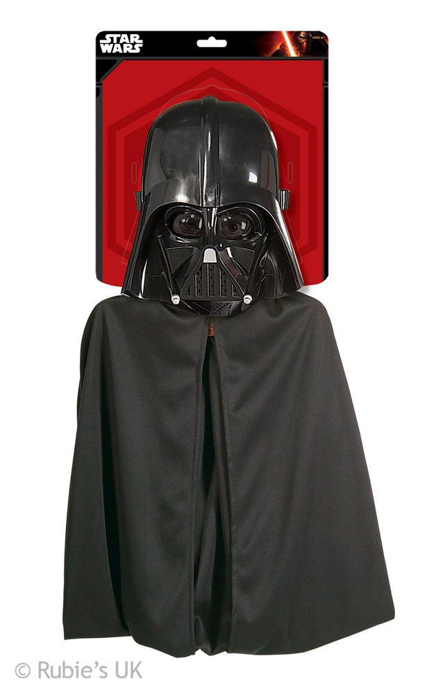 Kids Darth Vader Cape Set