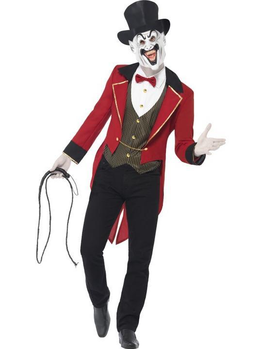Adult Sinister Ringmaster Costume Thumbnail 1