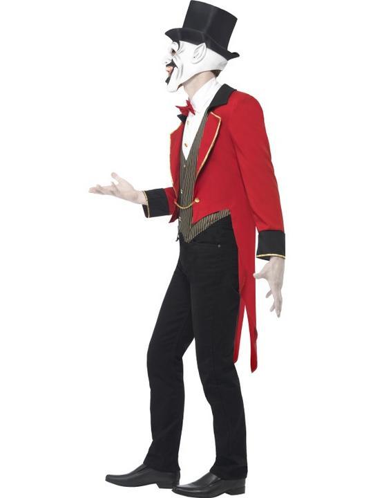 Adult Sinister Ringmaster Costume Thumbnail 3