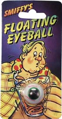 Floating Eyeball  Thumbnail 1