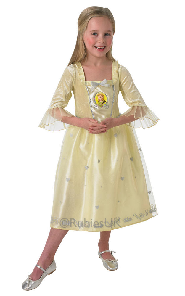 Child Disney Sofia The First Princess Amber Girls Fancy Dress Kids Party Costume