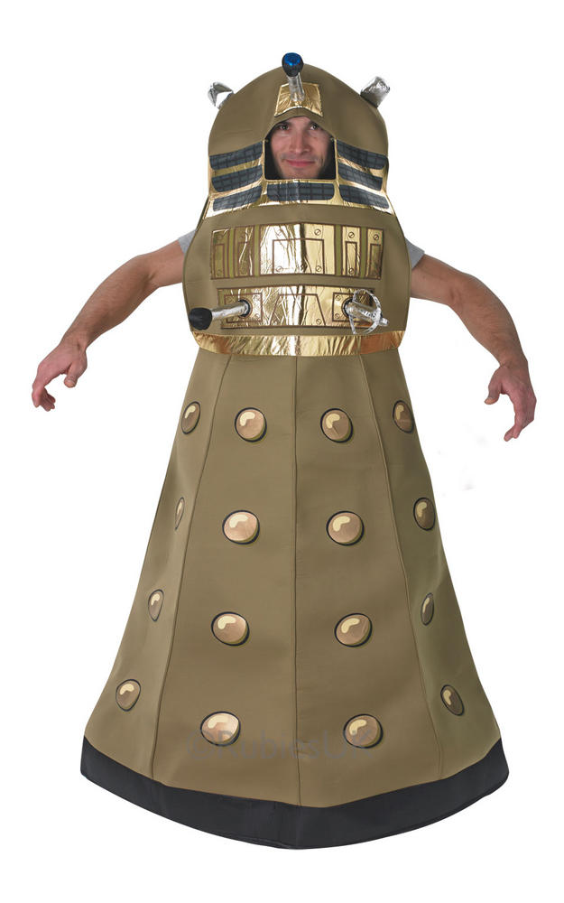 Dalek Adult Costume