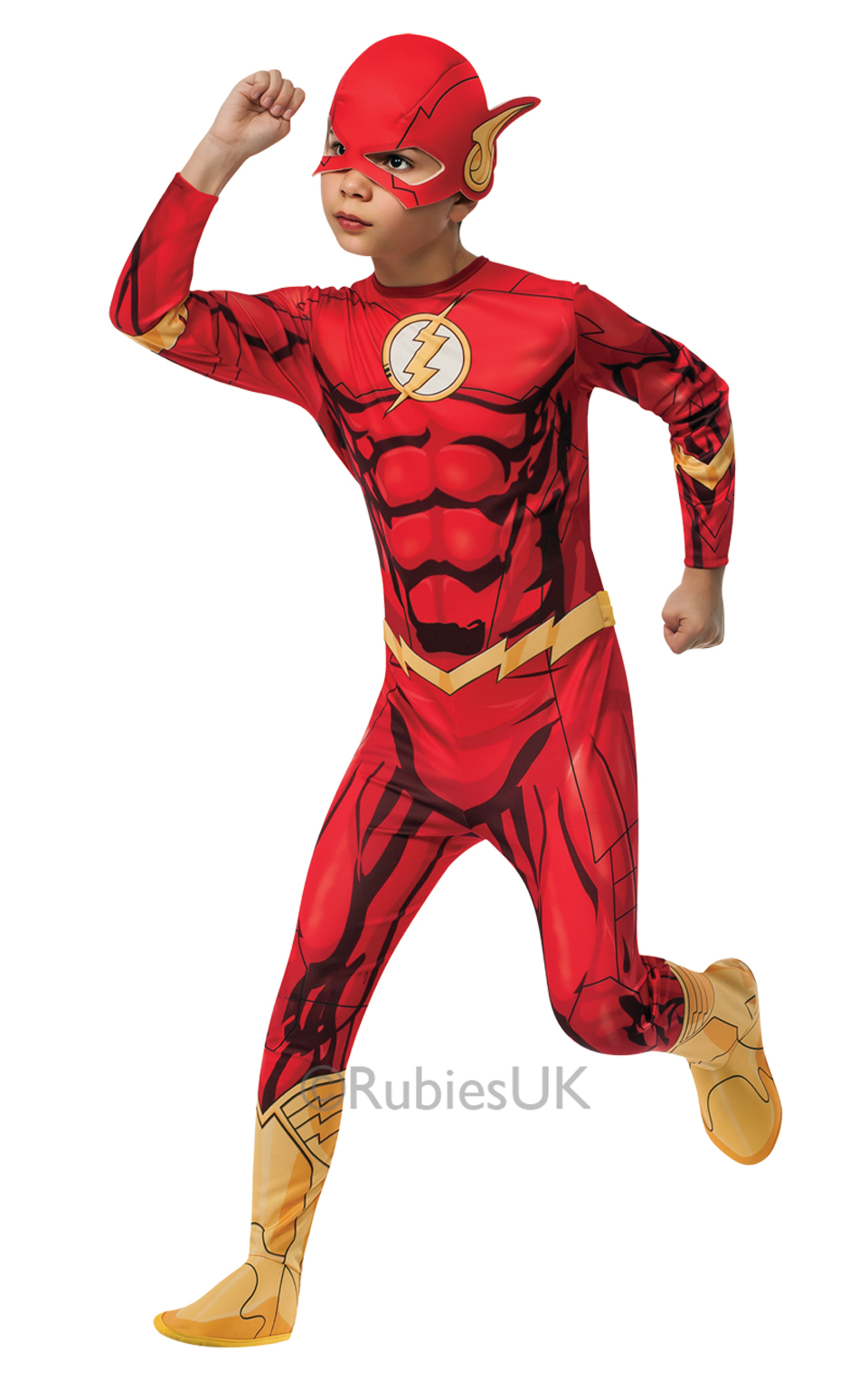 Child Superhero The Flash Boys Comic Book Week Fancy Dress Kids Party Costume  sc 1 st  Wonderland Party & Child Superhero The Flash Boys Comic Book Week Fancy Dress Kids ...