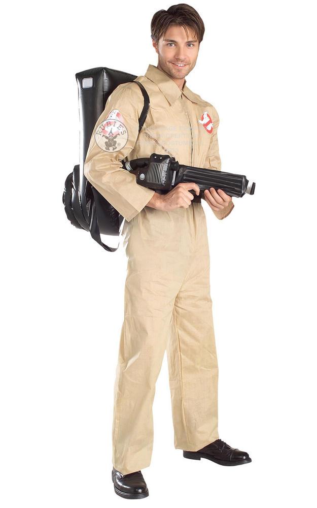 Ghostbusters Fancy Dress Costume