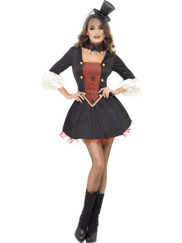 Vampire Princess Fancy Dress Costume Thumbnail 1