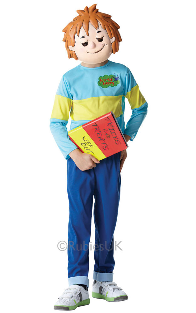 Horrid Henry Fancy Dress Costume
